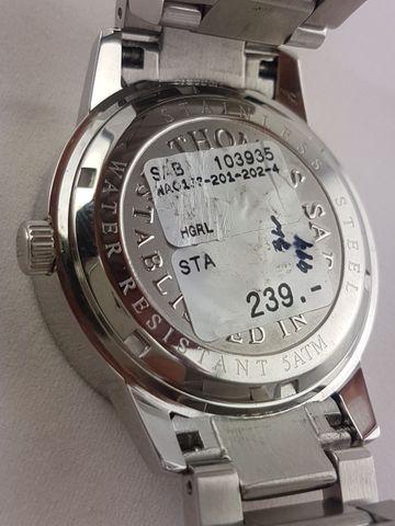 THOMAS SABO Herren-Armbanduhr mit Metallband NEU edel und chic UVP*239,- – Bild 9