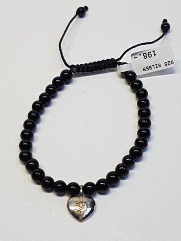 THOMAS SABO Armband mit Herz Silberanhänger UVP*198,- NEU Ideales GESCHENK – Bild 1