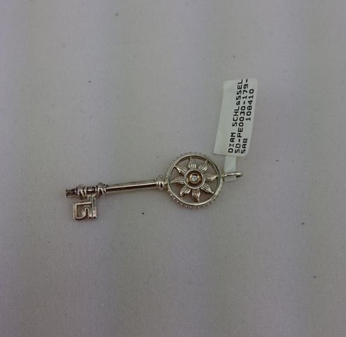 THOMAS SABO Anhänger für Kette Schlüssel Silber Kettenanhänger UVP*179,- ❤ NEU ❤ – Bild 2