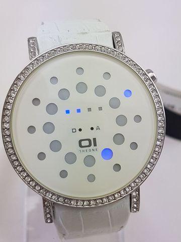 OI THE ONE m. Lederarmband UHR Armbanduhr UVP*189,-❤NEU❤ Viele weitere Modelle – Bild 1