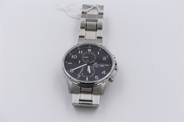 CASIO Herren-Armbanduhr mit Metallband UHR UVP*199,- NEU Viele weitere Modelle