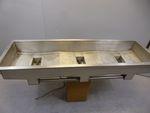 Bain Marie Wasserbad Einbauwasserbad Versenkbar 178x59cm + Gastro-Geräte im Shop 002