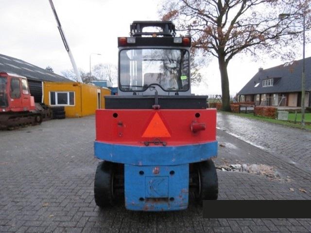 Kalmar Gabelstapler Elektro ECD60-6 Hubvermögen 6000kg 6to Elektrogabelstapler – Bild 4