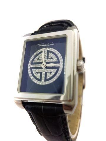 THOMAS SABO WA0059-203-203 Rebel at Heart Leder-Armbanduhr Uhr UVP*229,-❤NEU❤  – Bild 3