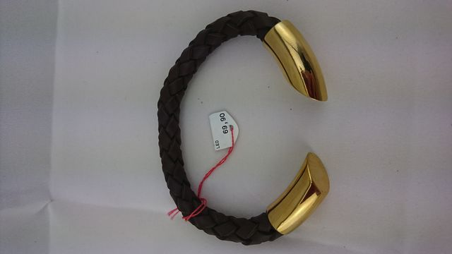 Leder ARMREIF Leder-Armband UVP*69,90❤NEU❤GESCHENK-IDEE Weiterer Schmuck im Shop – Bild 6
