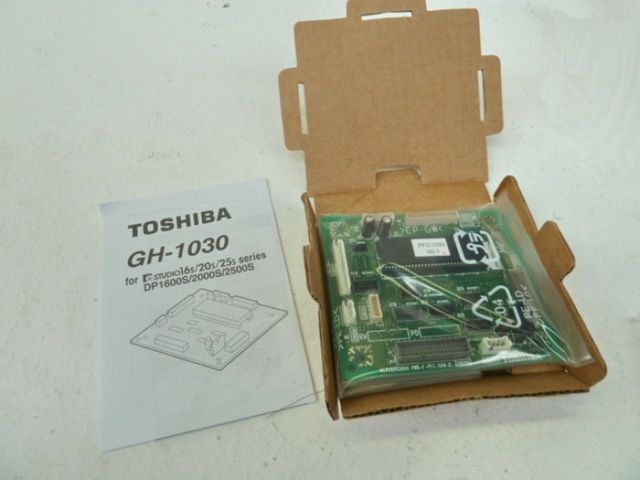 Toshiba GH-1030 Papierzufuhr Kontroller e-Studio 16 – Bild 2