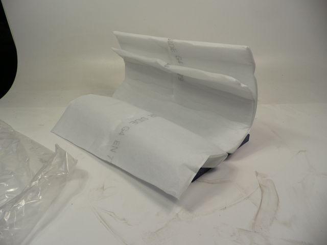 HTH Taschenfilter G4 3 Taschen Felderer 287 x 592 x 360 mm aus Thermofaservlies – Bild 2
