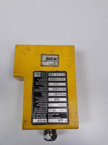 Lichtschranke SICK WSU 26-110 5VA 48/62Hz 20ms 89511177 20ms 30m 220V 240V – Bild 1