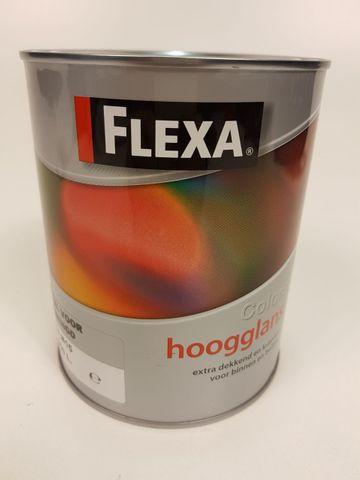 Flexa Base M15 Decklack Lack Innen Außenbereich Hochglanz Holz Metall Kunststoff – Bild 1