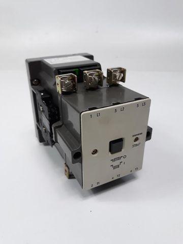 SIEMENS 3TB47 17-0B Schütz Erweiterungsbaustein 3pole 80/72A 600V AC IEC158 90A – Bild 1