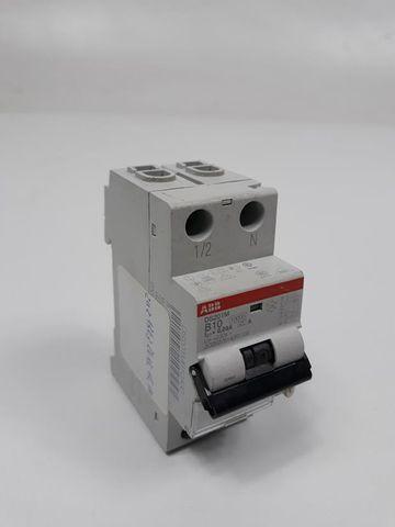 ABB Schutzschalter  DS201MA-B10 10kA, 1P+N, Typ A, B 10, 30mA  – Bild 9