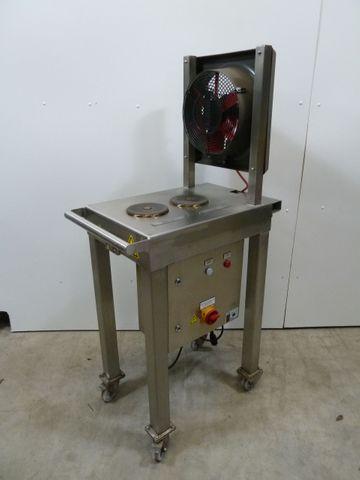 Smicon PT 1500 Begasung Begasungsanlage Begasungsmaschine Desinfektionsautomat – Bild 1