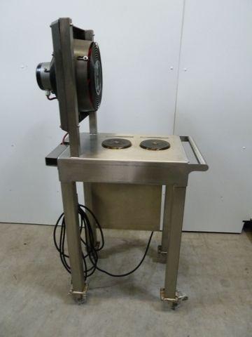 Smicon PT 1500 Begasung Begasungsanlage Begasungsmaschine Desinfektionsautomat – Bild 5