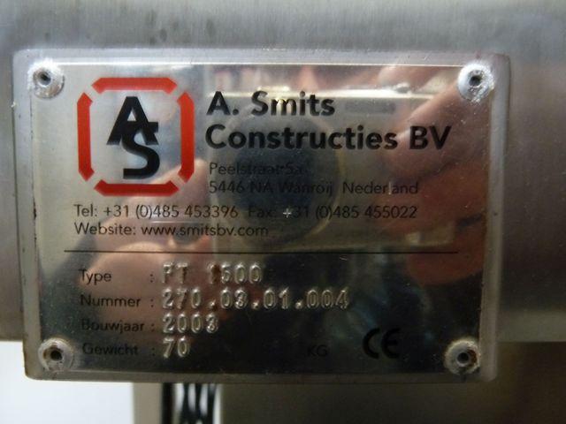 Smicon PT 1500 Begasung Begasungsanlage Begasungsmaschine Desinfektionsautomat – Bild 7