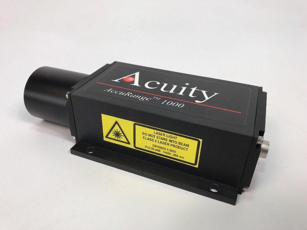 Laser Entfernungsmesser Sensor : Laser acuity accurange ar distanz mess sensor ap