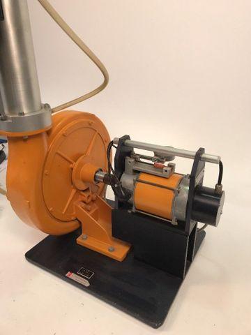 Terco MT 3023 Centrifugal Ventilator , Motor Terco MT 3006 – Bild 2