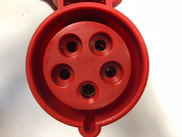 10x Bals 3148 Kupplung 5-pol 32A Made in Germany – Bild 3