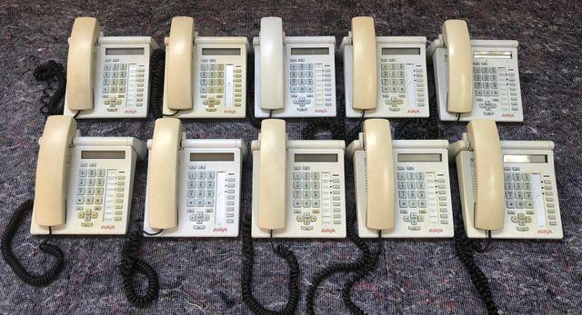 10x Avaya T3.14 Compact Telefon schnurgebunden Systemtelefon Festnetz Posten – Bild 1