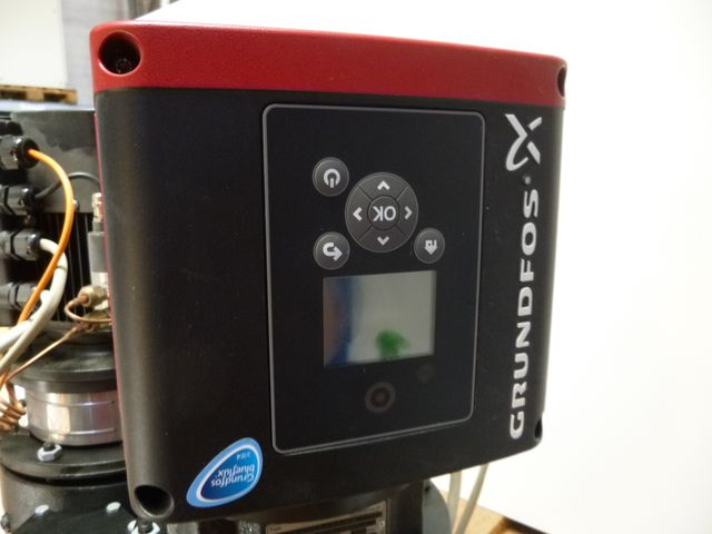 Grundfos Umwälzpumpe TPED 50-160 / 2-S AFA-BAQE 1.1kW Doppelpumpe Pumpe *NP 6500 € – Bild 3
