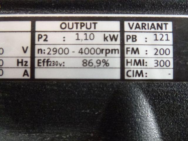 Grundfos Umwälzpumpe TPED 50-160 / 2-S AFA-BAQE 1.1kW Doppelpumpe Pumpe *NP 6500 € – Bild 6