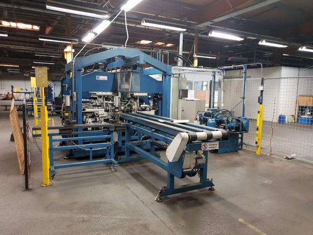 Tumakon Traverselijn CNC Biegemaschine Querbiegemaschine *NP 453.000,- € – Bild 1