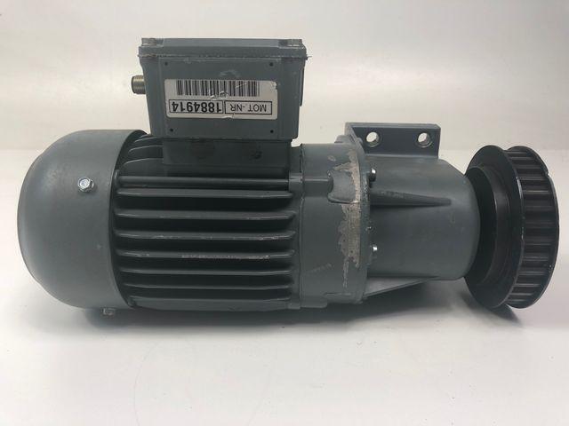 Danfoss Bauer BG06-11 /D06LA4 Getriebemotor Elektromotor Drehstrom Wechselstrom – Bild 1