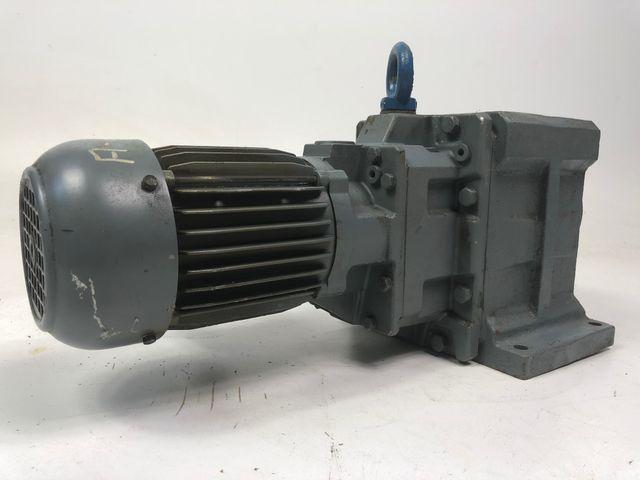 Danfoss Bauer BG30Z-11 Getriebemotor Elektromotor Starkstrom 500V – Bild 1