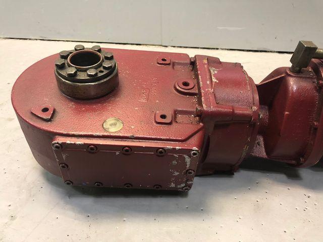 Danfoss Bauer CFG0G001-117 Getriebemotor Elektromotor Drehstrom 380V – Bild 4
