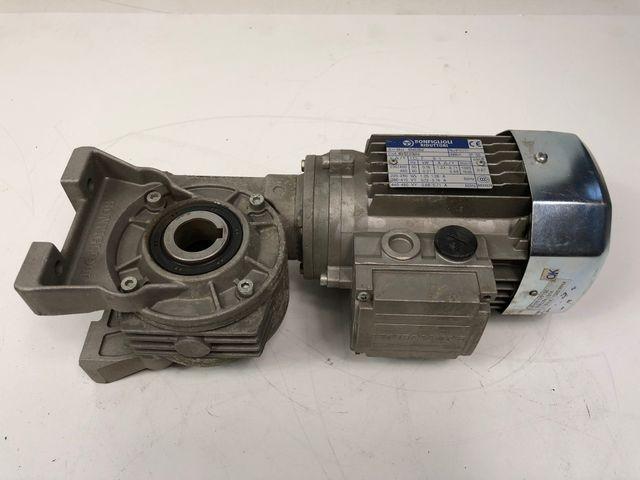 Bonfiglioli BN63B4 Getriebemotor + VF49 V P63B14 Schneckengetriebe – Bild 3