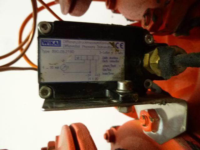 KSB Pumpe Etaline GN 065 - 160/114 Kreiselpumpe Doppelpumpe + Frequenzumrichter – Bild 3