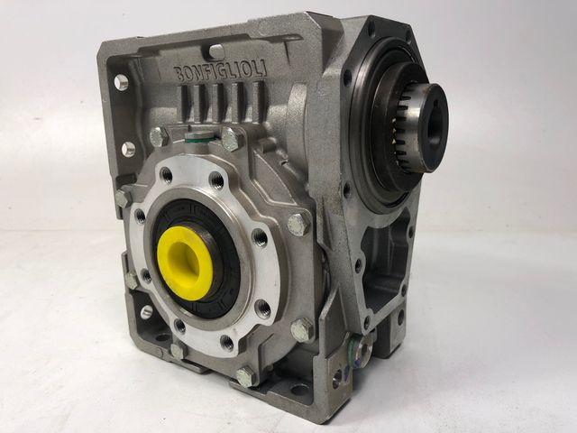 Bonfiglioli W63 U 15.0 P80 B14 B3 Getriebe Schneckengetriebe Gearbox – Bild 1