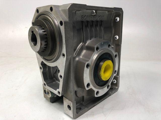 Bonfiglioli W63 U 15.0 P80 B14 B3 Getriebe Schneckengetriebe Gearbox – Bild 2