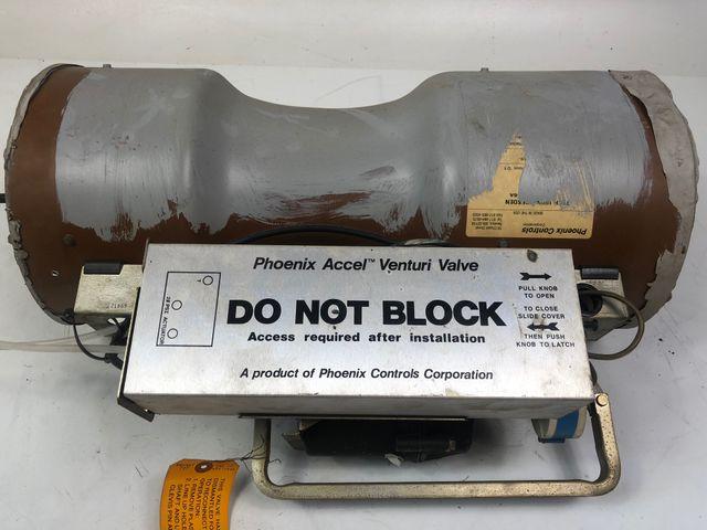 "Phoenix Control Accel Venturi Valve 10"" Klima Ventilsteuerung Steuereinheit – Bild 1"