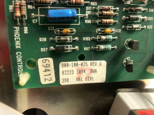"Phoenix Control Accel Venturi Valve 10"" Klima Ventilsteuerung Steuereinheit – Bild 6"