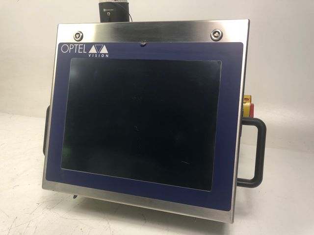Optel OP300 Daten Monitor Data Code Inspector System Vision Operator Display – Bild 2