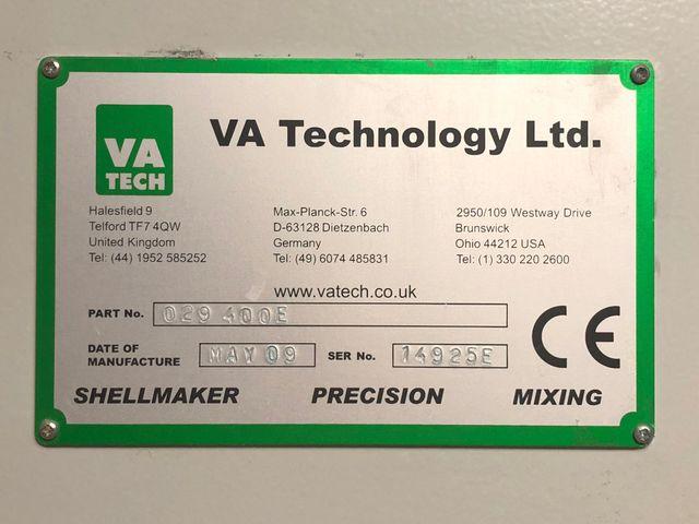 VA Tech Rührwerk Traverse Shellmaker Mixer Leroy Somer LS100L Asynchronmotor – Bild 14