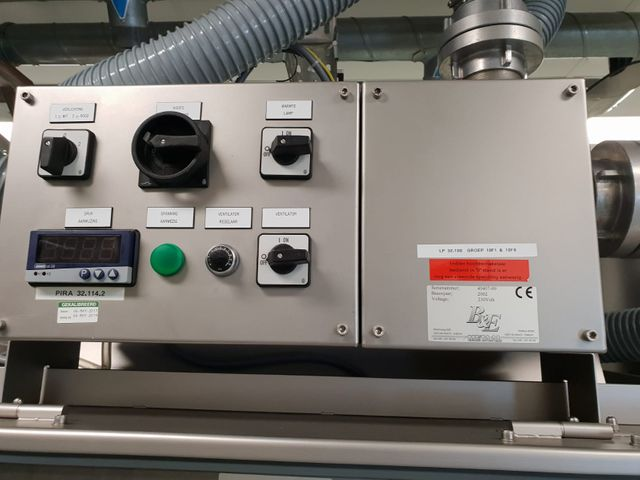 B&E FD 1600 Isolator Isolationskammer Glovebox  Isolation Chamber FD1600  – Bild 5