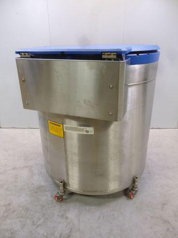 Taylor Wharton 38 K Tank Kryogen Stickstoffbehälter Kryo Großraum Gefrierbehälter – Bild 3