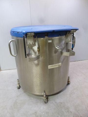 Taylor Wharton 33 K Tank Kryogen Stickstoffbehälter Kryo Großraum Gefrierbehälter – Bild 4