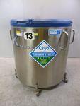 Taylor Wharton 33 K Tank Kryogen Stickstoffbehälter Kryo Großraum Gefrierbehälter 001