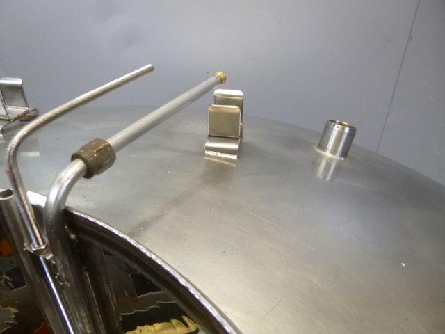 HCI Flüssigstickstoff Cryotank Großraum Cryokammer Gefrierbehälter 750 Liter – Bild 4