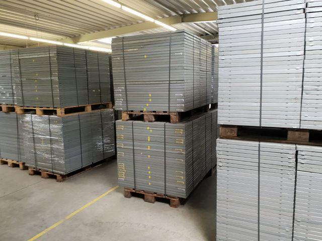 Schäfer System R 4000 Grundfeld Anbaufeld Regal Fachbodenregal ca. 102x60x217cm – Bild 6