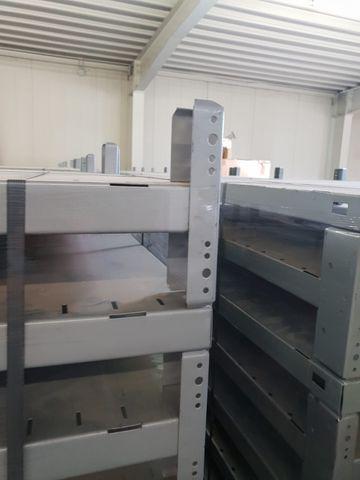 Schäfer System R 4000 Grundfeld Anbaufeld Regal Fachbodenregal ca. 102x60x217cm – Bild 9