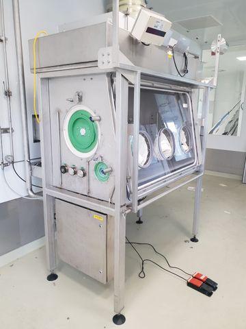 Bouwman Pharma-Anlage Isolator Gefriertrocknungsanlage Impfstoffherstellung – Bild 2