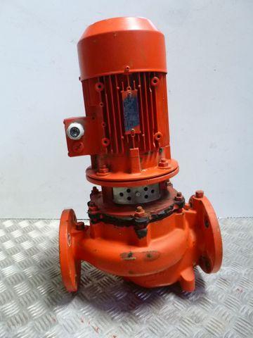 KSB Pumpe Etaline GN 065-160/114 G11 Inlinepumpe Kreiselpumpe Pumpe – Bild 1