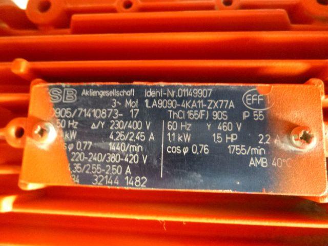 KSB Pumpe Etaline GN 065-160/114 G11 Inlinepumpe Kreiselpumpe Pumpe – Bild 3