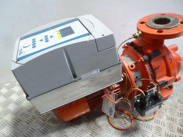 KSB Pumpe Etaline GN 050-160/074 G10 Kreiselpumpe Pumpe + Frequenzumrichter – Bild 1