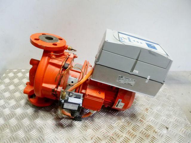 KSB Pumpe Etaline GN 11 032-160/074 Kreiselpumpe Pumpe + Frequenzumrichter – Bild 1