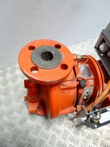 KSB Pumpe Etaline GN 11 032-160/074 Kreiselpumpe Pumpe + Frequenzumrichter – Bild 7