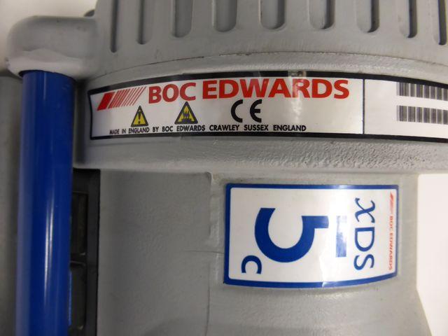 Boc Edwards XDS5C ölfreie Dry Scroll Vakuumpumpe Trockenpumpe Spiralpumpe  – Bild 3